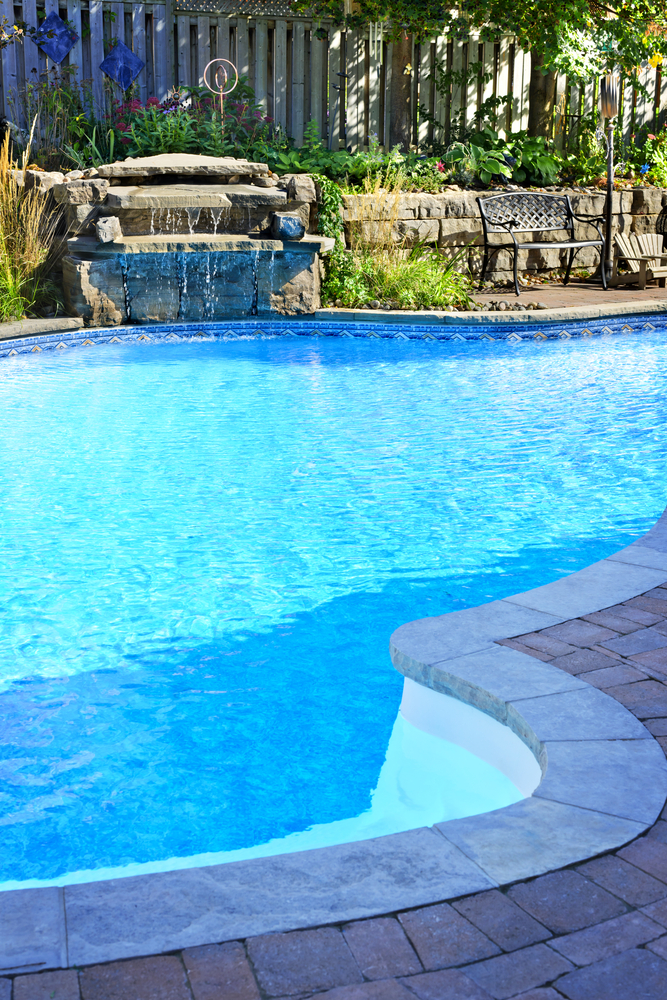 How to remodel a pool
