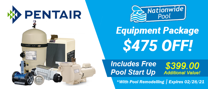 $475 Off Pool Equipment Coupon